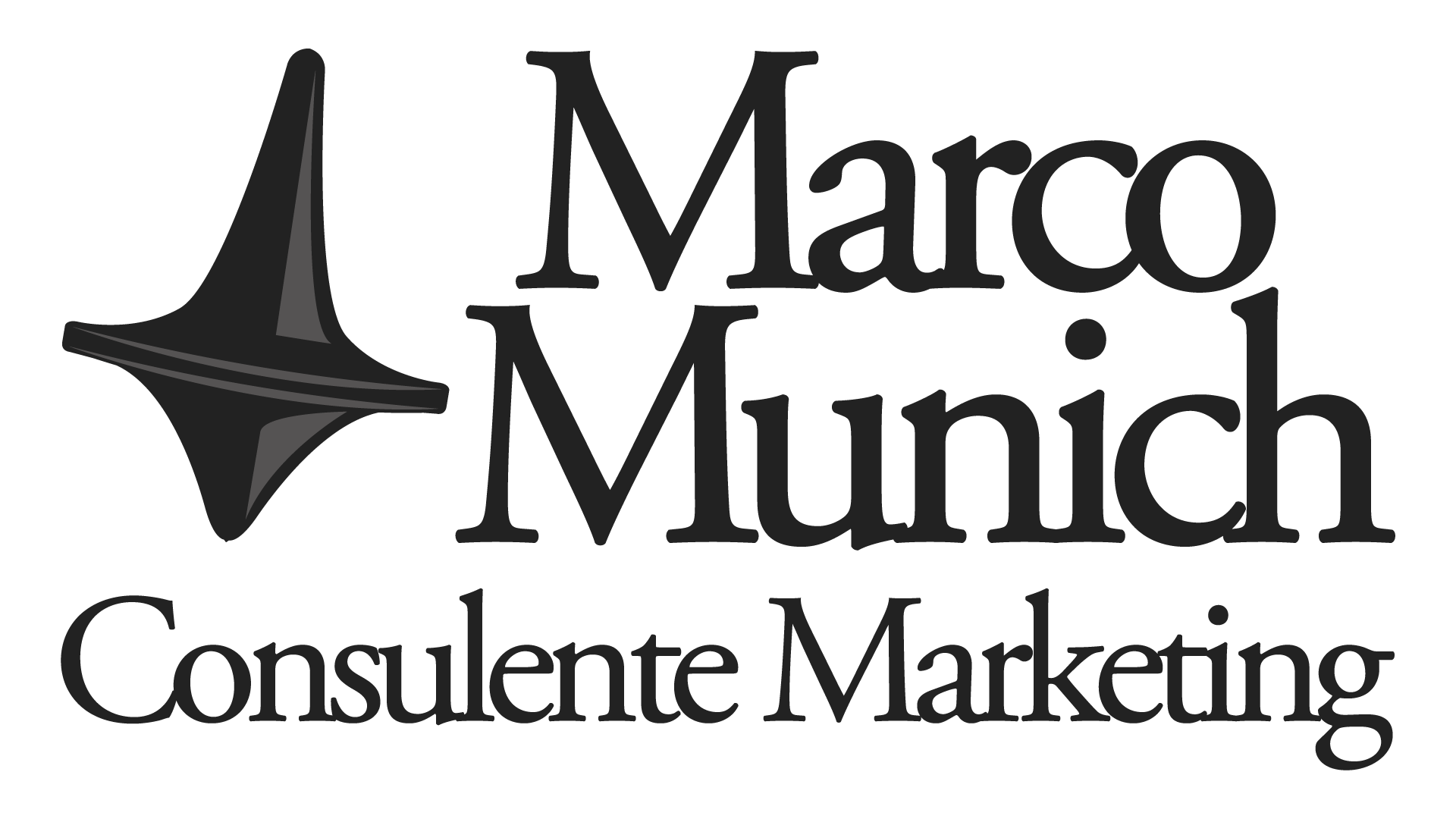 Logo Marco Munich Consulente Marketing Coach Operatori Olistici Terapeuti